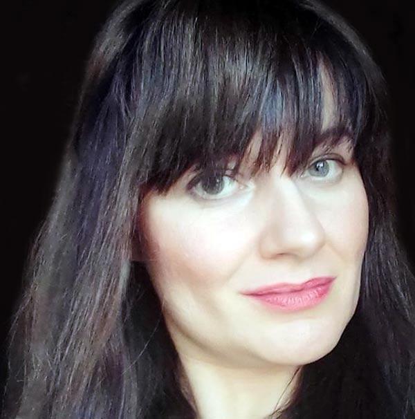 певица Ксения Павроз