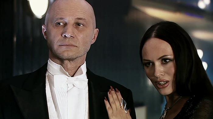 Лариса Луста в фильме Retrum