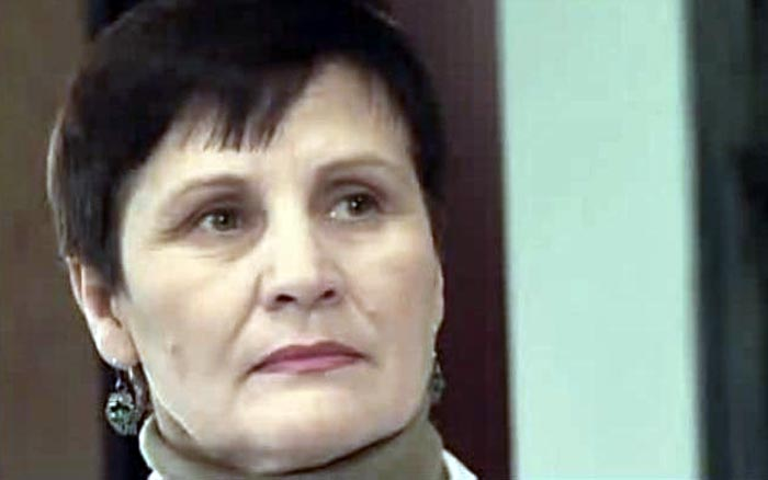Лидия Мордачева в сериале Вокзал