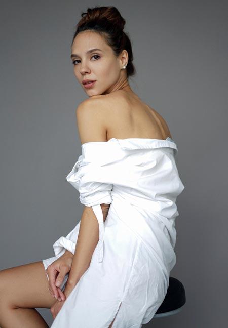 актриса Линда Ахметзянова