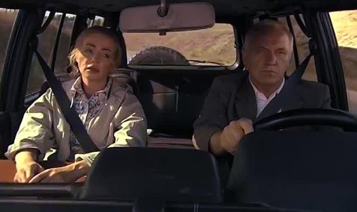 Любомирас Лауцявичюс в сериале Единственный мой грех
