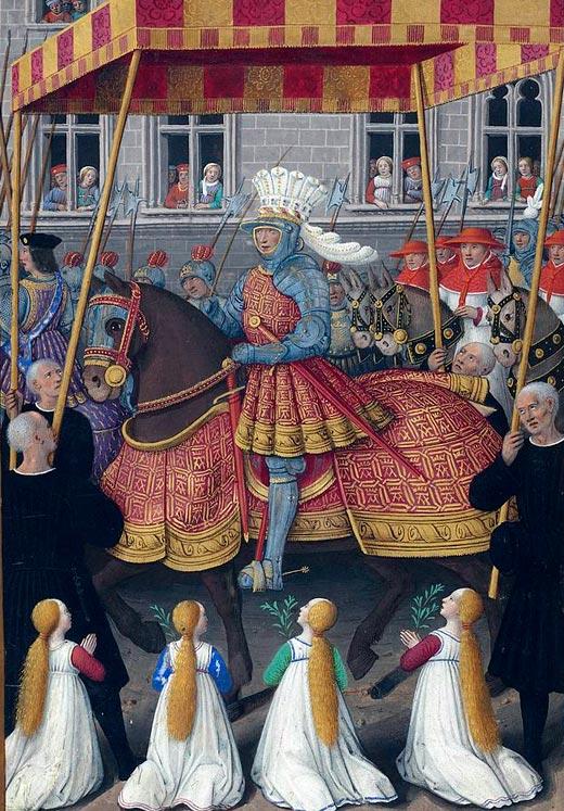 король Людовик XII