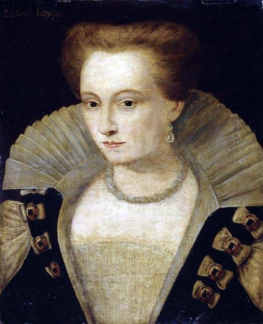 Луиза Лотарингская жена Генриха III