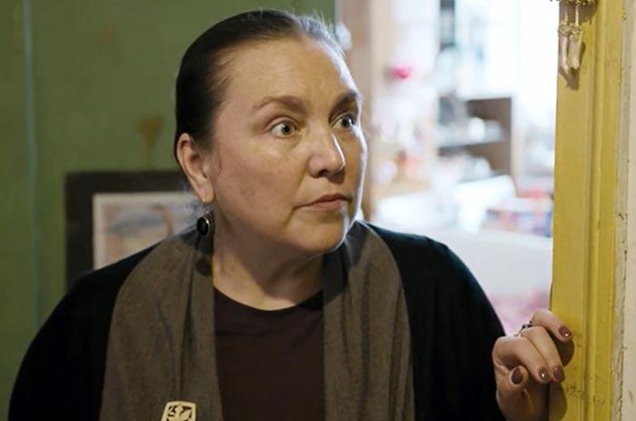 Любовь Макеева в сериале Условный мент