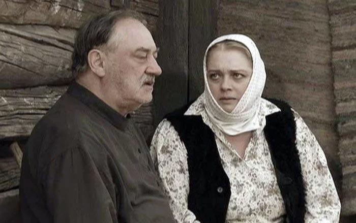 Любовь Руденко в сериале Вчера закончилась война