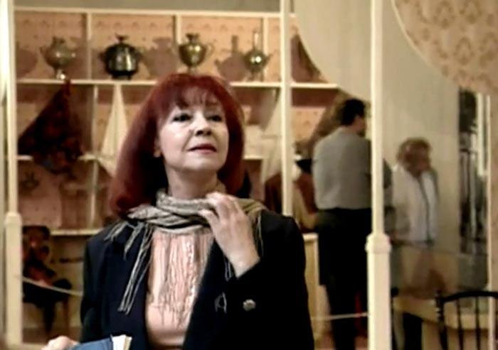 Любовь Румянцева в сериале Закон