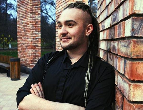 певец Максим Коковин