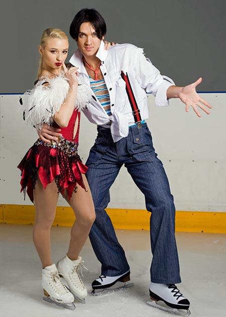 Максим Траньков и Мария Мухортова