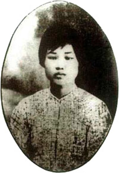 Ян Кайхуэй вторая жена Мао Цзэдуна