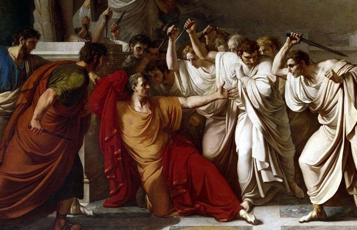 Убийство Гая Юлия Цезаря