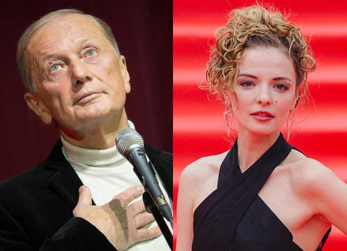 Марина Орлова и Михаил Задорнов