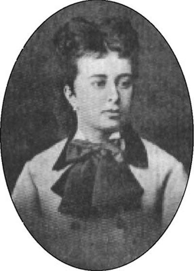 Мария Николаевна Гагарина жена генерала Скобелева