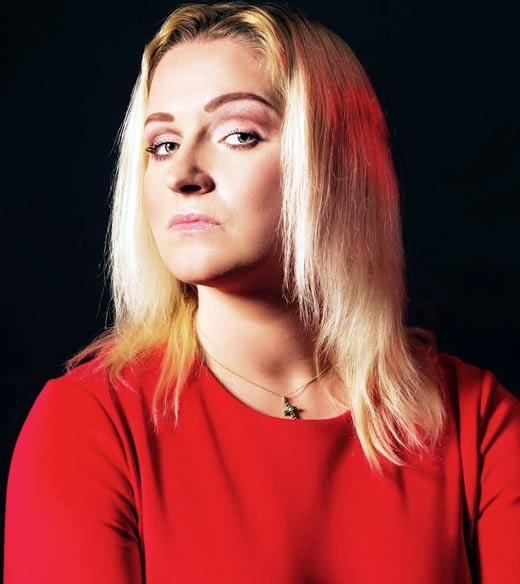 актриса и певица Мария Лиепа-Шульц