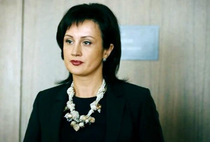 Мария Раева в сериале Обратный отсчёт