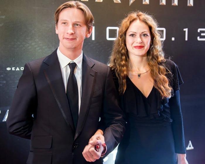 Мария Зимина и Дмитрий Лысенков