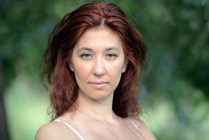 актриса Мария Малкова