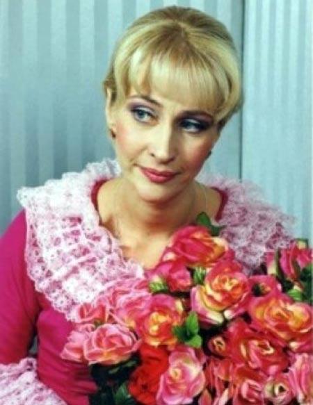 актриса Мария Зимина