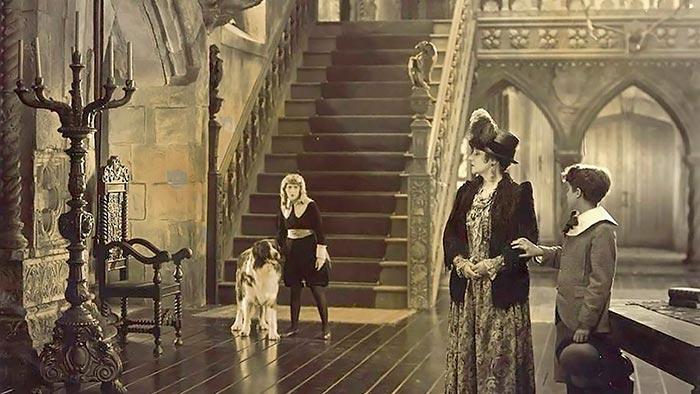 Мэри Пикфорд Маленький лорд Фаунтлерой
