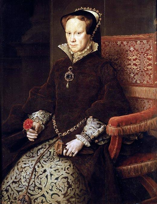 Мария Тюдор Кровавая