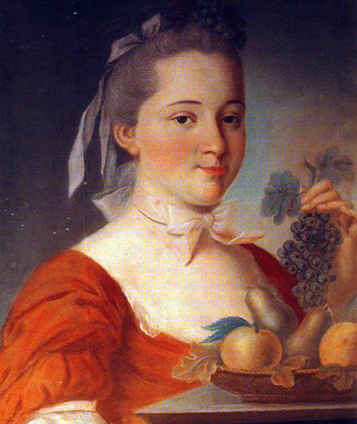 Матрена Павловна Салтыкова
