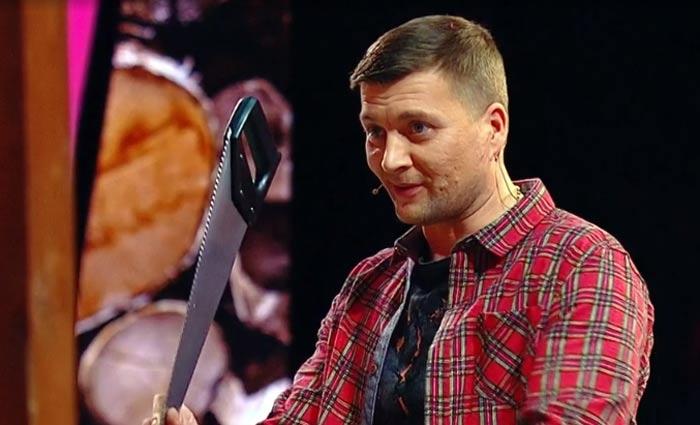Сергей Кириллов в шоу Я почти знаменит