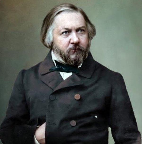 композитор Михаил Иванович Глинка