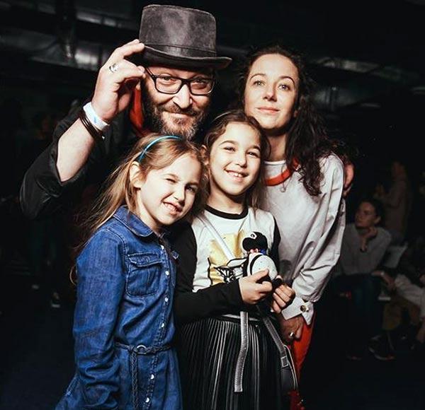 Михаил Козырев жена Анастасия дочери Елизавета и Софья