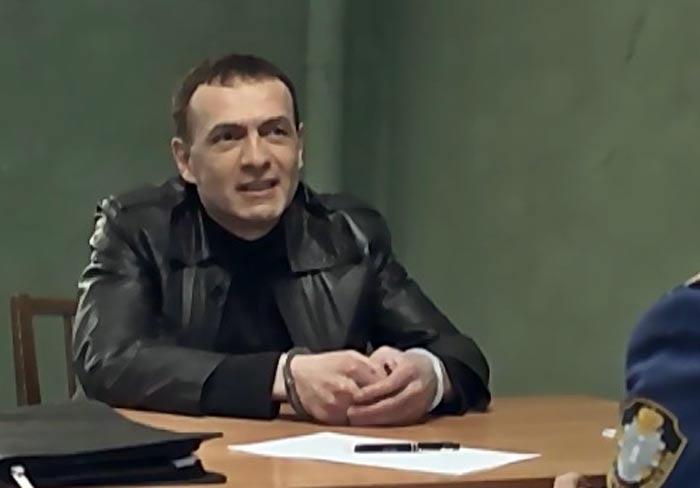 Михаил Негин в сериале Личная жизнь следователя Савельева