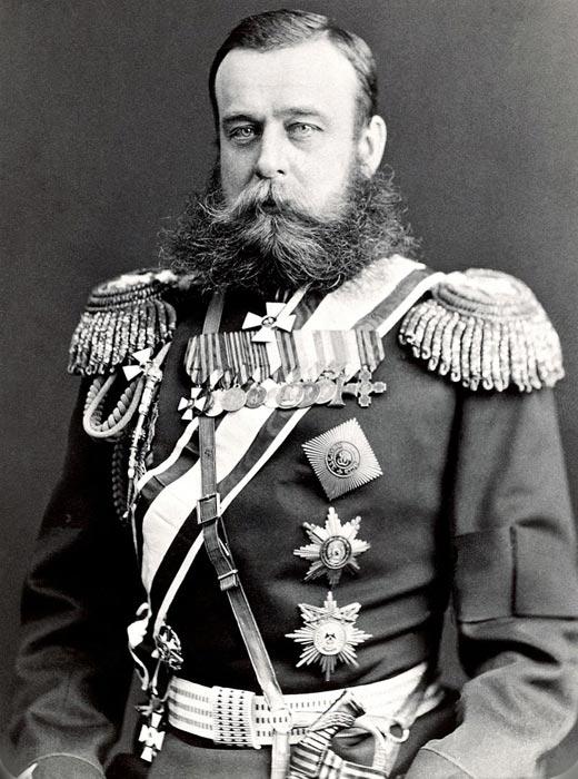 Генерал-адъютант Михаил Скобелев