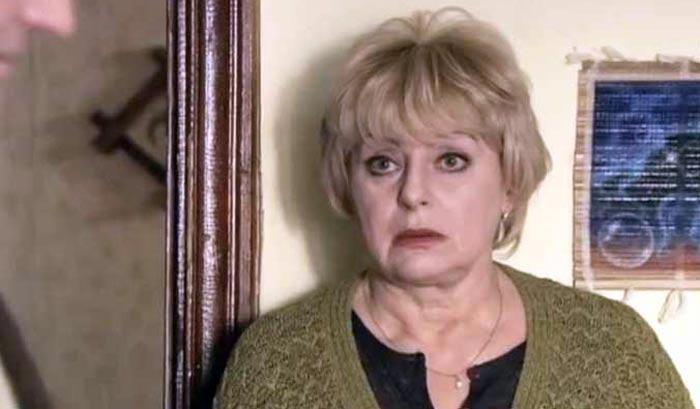 Надежда Кондратовская в сериале Порох и дробь