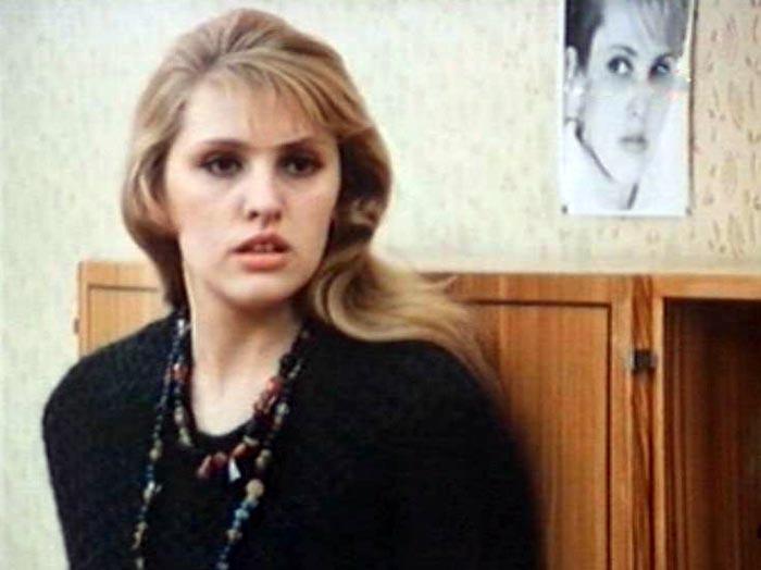 Наталия Журавель в фильме Ищу человека