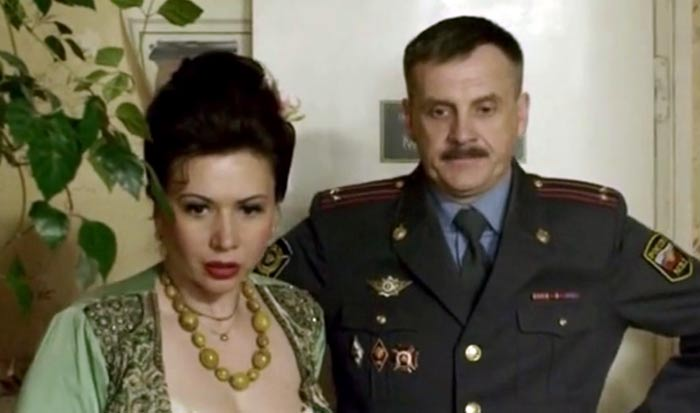 Наталья Лыжина в сериале Чужой район 2