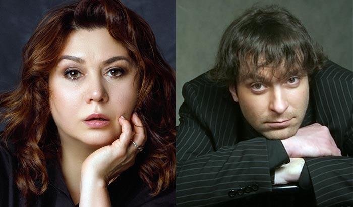 Наталья Лыжина и Алексей Федотов