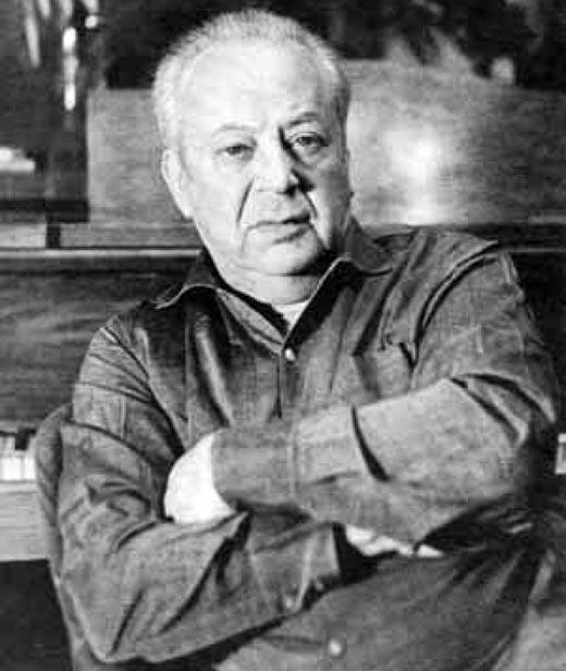 композитор Никита Богословский