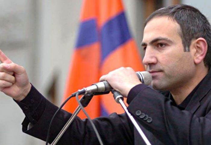 армянский политик Никол Пашинян