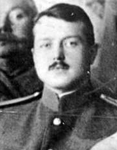 Николай Дмитриевич Деменков