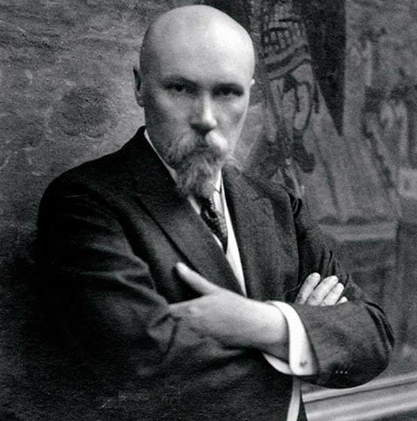 художник и философ Николай Рерих