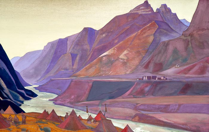 картина Николая Рериха