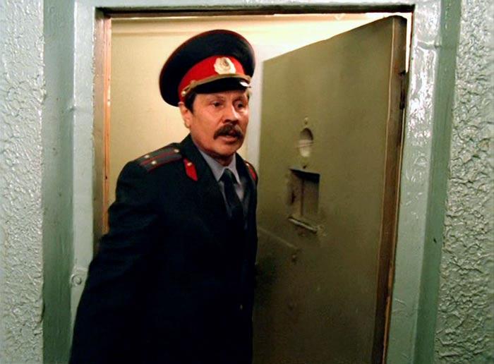 Николай Сморчков в фильме Небеса обетованные