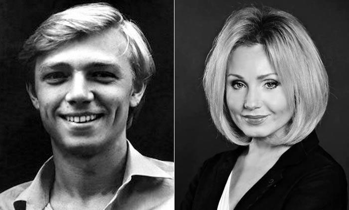 Николай Стоцкий и Ирина Климова