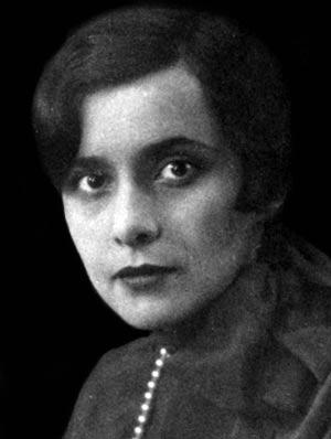 Нина Берберова