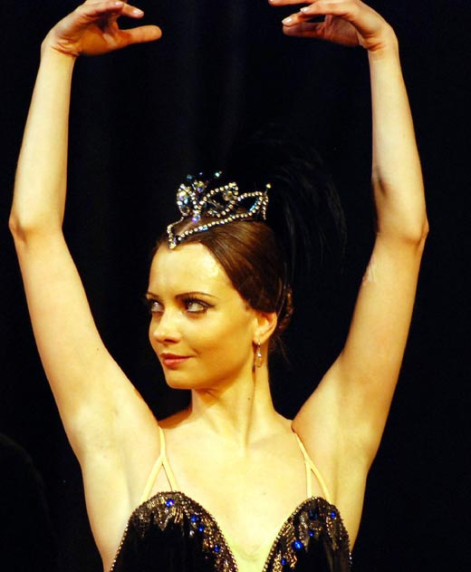 балерина Нина Капцова
