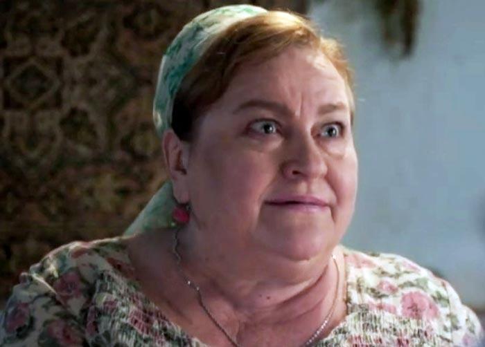 Нина Набока в сериале Ангелина