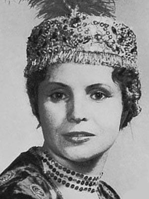 Нина Зарипова