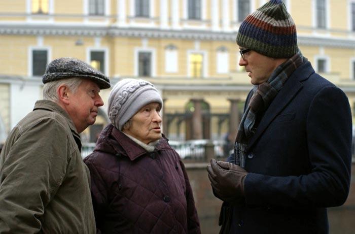 Нина Жернакова в сериале Сто лет пути
