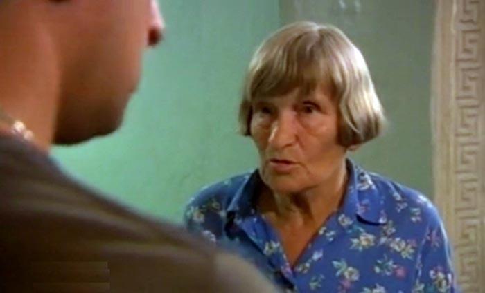 Нина Жернакова в сериале Улицы разбитых фонарей 11