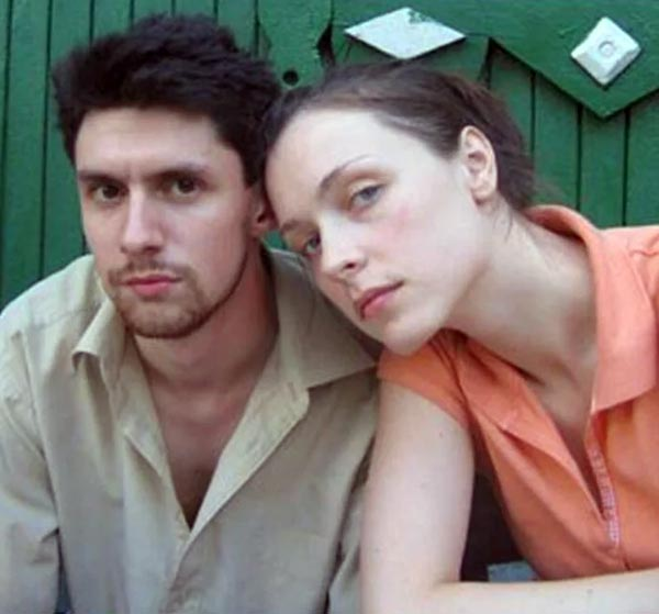 Олег Долин и Светлана Антонова