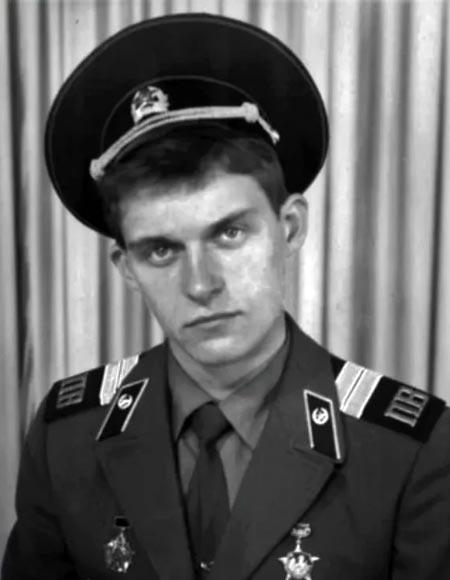 Олег Тиньков в молодости