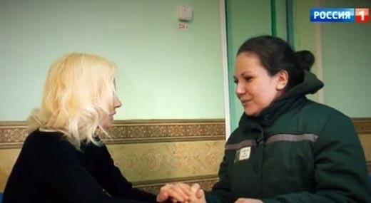 Ольга Казакова и дочь Патриция