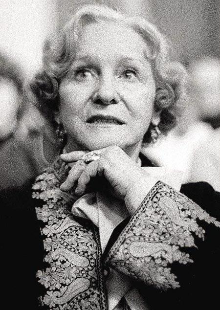 Ольга Васильевна Лепешинская